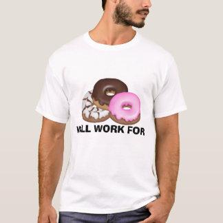 Trabajará para la camiseta de los anillos de