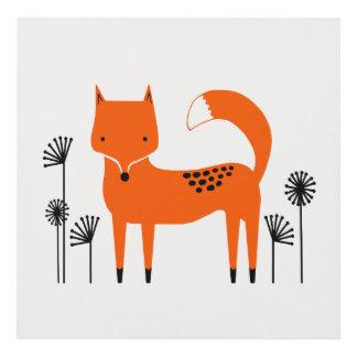 """""""Trabajo de arte original"""" Fred el Fox"""