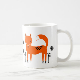 """""""Trabajo de arte original"""" Fred el Fox Taza De Café"""