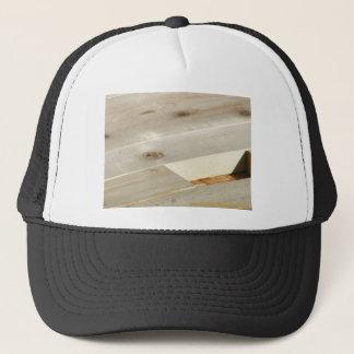 trabajos de madera gorra de camionero