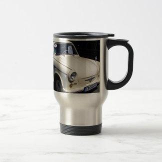 Trabant clásico taza de viaje