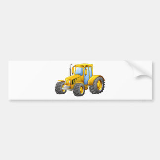 Tractor Pegatina Para Coche