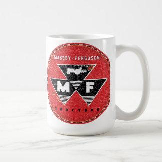 Tractores de Massey Ferguson Taza De Café