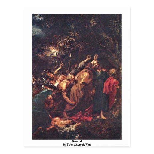 Traición de Dyck Anthonis Van Postal