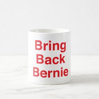 Traiga detrás a Bernie Taza De Café