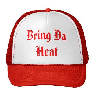Traiga el calor de DA Gorro