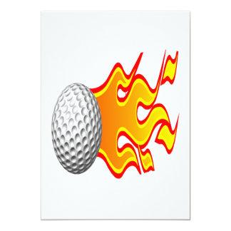 Traiga el calor invitación 12,7 x 17,8 cm
