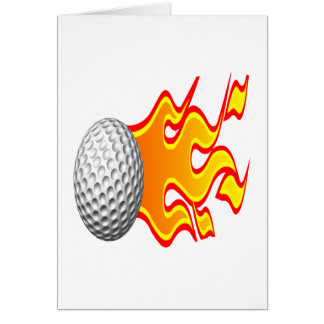 Traiga el calor tarjeta de felicitación