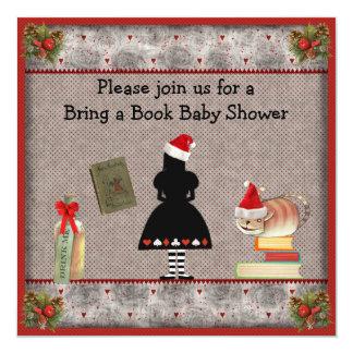 Traiga una fiesta de bienvenida al bebé del invitación 13,3 cm x 13,3cm
