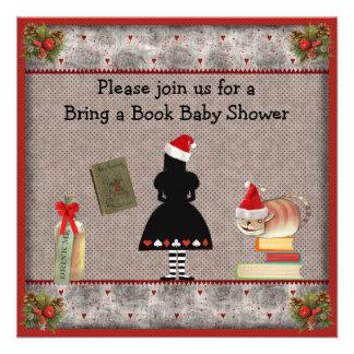 Traiga una fiesta de bienvenida al bebé del navida comunicados personales