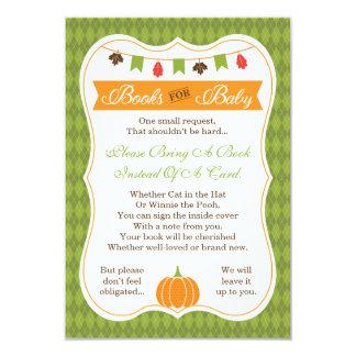 Traiga una tarjeta de libro, fiesta de bienvenida