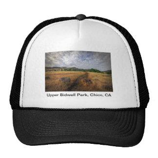 Trailhead parque superior de Bidwell Chico Ca Gorro