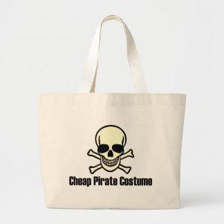 Traje barato del pirata bolsa