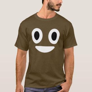Traje de Emoji Halloween del impulso Camiseta