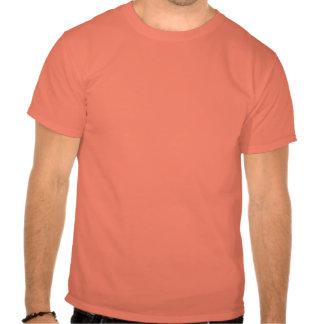 Traje del top model camisetas