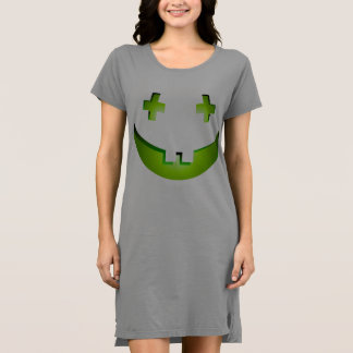 Traje feliz Halloween del fantasma Vestido
