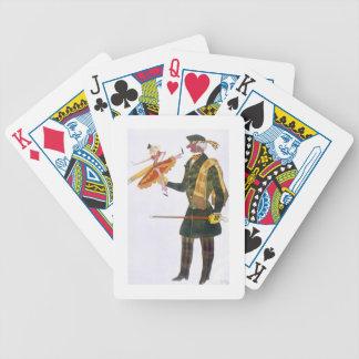 Traje para el inglés, del boutique Fanta del La Baraja Cartas De Poker