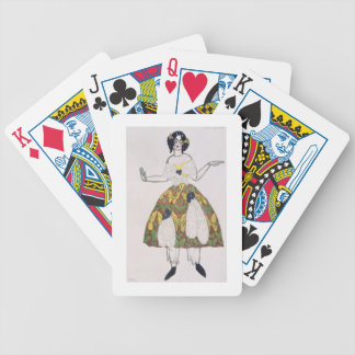 Traje para una marioneta femenina, del boutique Fa Baraja De Cartas