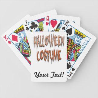 Traje Scarey de Halloween Baraja