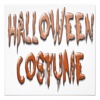 Traje Scarey de Halloween Foto