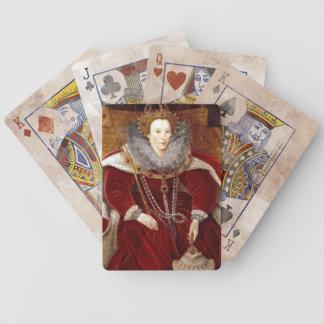 Trajes rojos de Elizabeth I Barajas