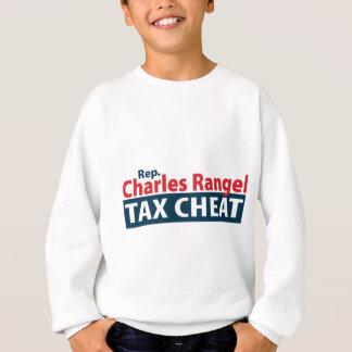 Tramposo del impuesto de Charles Rangel Sudadera