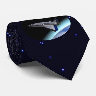 Transbordador espacial de El Al Maslool Corbatas