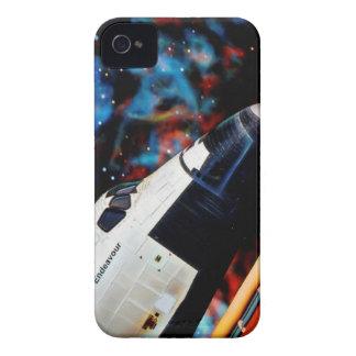 Transbordador espacial funda para iPhone 4