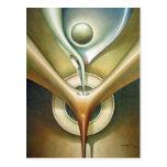 Transfiguración 18x24 postal