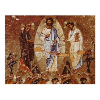 Transfiguración de Cristo Postal