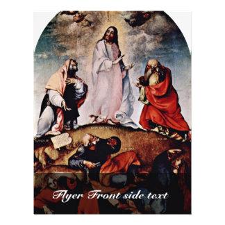 Transfiguración por la loteria Lorenzo (la mejor c Folleto 21,6 X 28 Cm