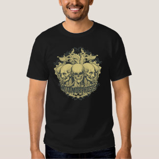 Transformación (camiseta básica de los individuos) camisetas