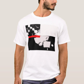 Transformación de la forma camiseta