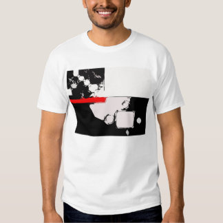 Transformación de la forma camisetas