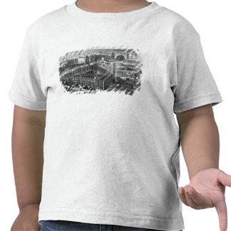 Transformación de París: Construcción en 1861 Camiseta