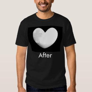 Transformación del corazón camisas