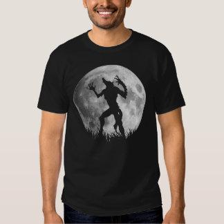 Transformación fresca de la Luna Llena del hombre Camisas