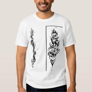 Transformación tribal camiseta