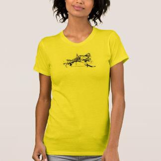 Transforme el oro de la camisa de Sri