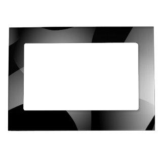 Transición monocromática marcos magneticos de fotos