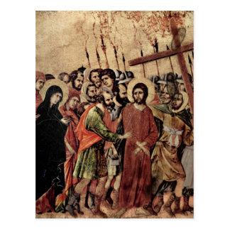 Transporte de la cruz