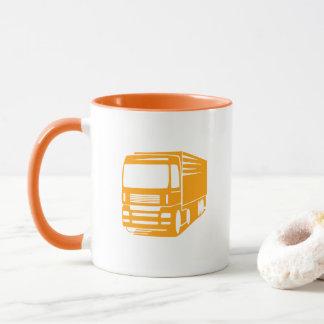 Transporte y taza de la logística