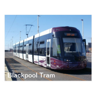 Tranvía de Blackpool Postal