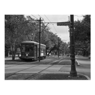 Tranvía de Henry Clay NOLA Postal