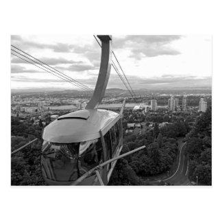 Tranvía de la antena de Portland Postal