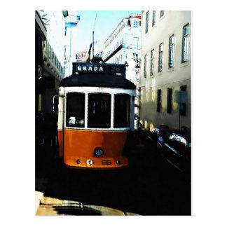 Tranvía de Lisboa Postal