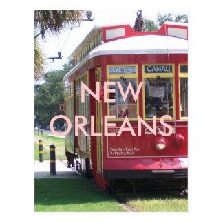 Tranvía de New Orleans Postal
