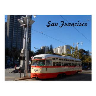 Tranvía San Francisco Postal