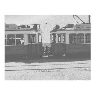 Tranvías de Lisboa Postal
