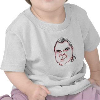 Trato de NaThAn del gobernador Camisetas